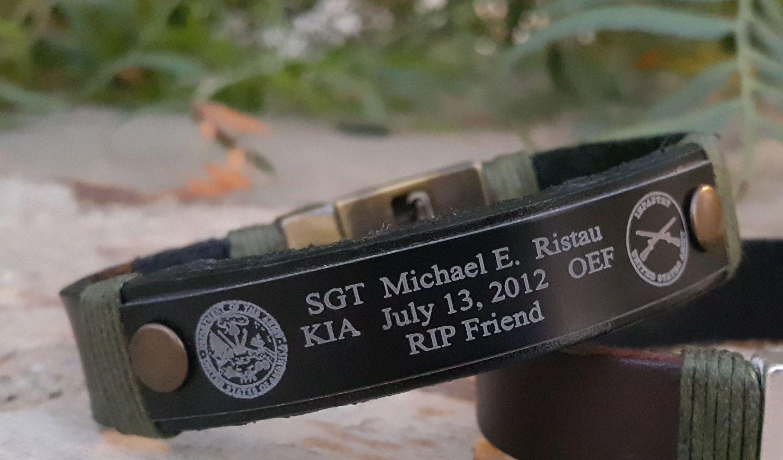 fullxfull bracelet kia bracelets a memory in military listing memorial uk zoom loss il of
