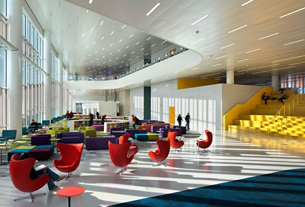 11 Libraries Which You Would Love To Study In Interior Design Awards Interior Design School Best Interior Design Blogs