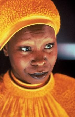 Whoopi Makes The Universe Safe For Scary Hats