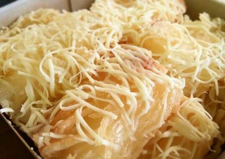 Resep Singkong Keju Oleh Rizkha Hoirun Nisa Resep Resep Keju Makanan