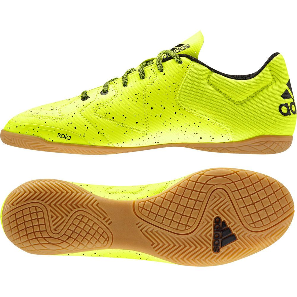 sale retailer 6d279 d509a Adidas Indoor Futsal Shoes Men Football X15.3 CT Soccer Training S83073   Adidas