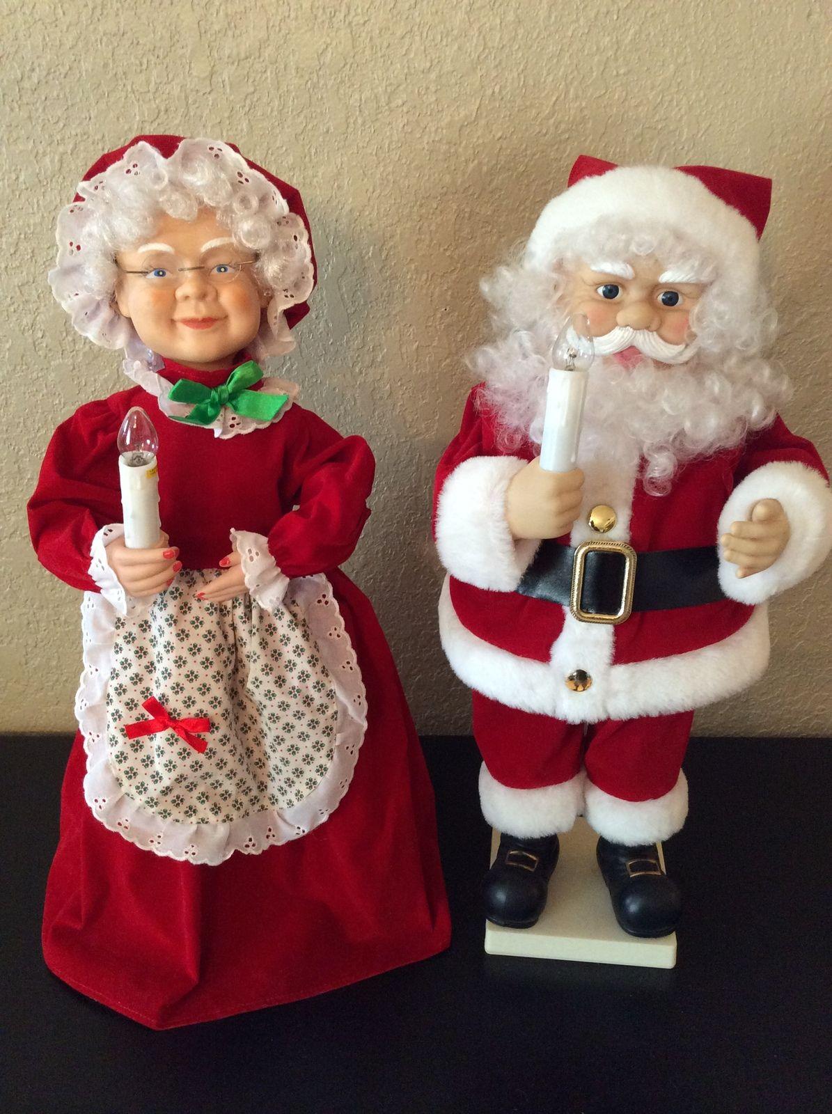 Best mrs santa claus figure images about