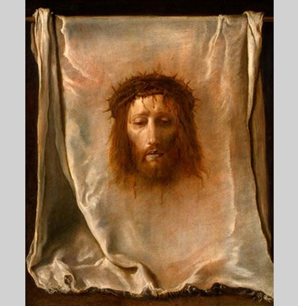 Who Painted The Modern Face Of Jesus