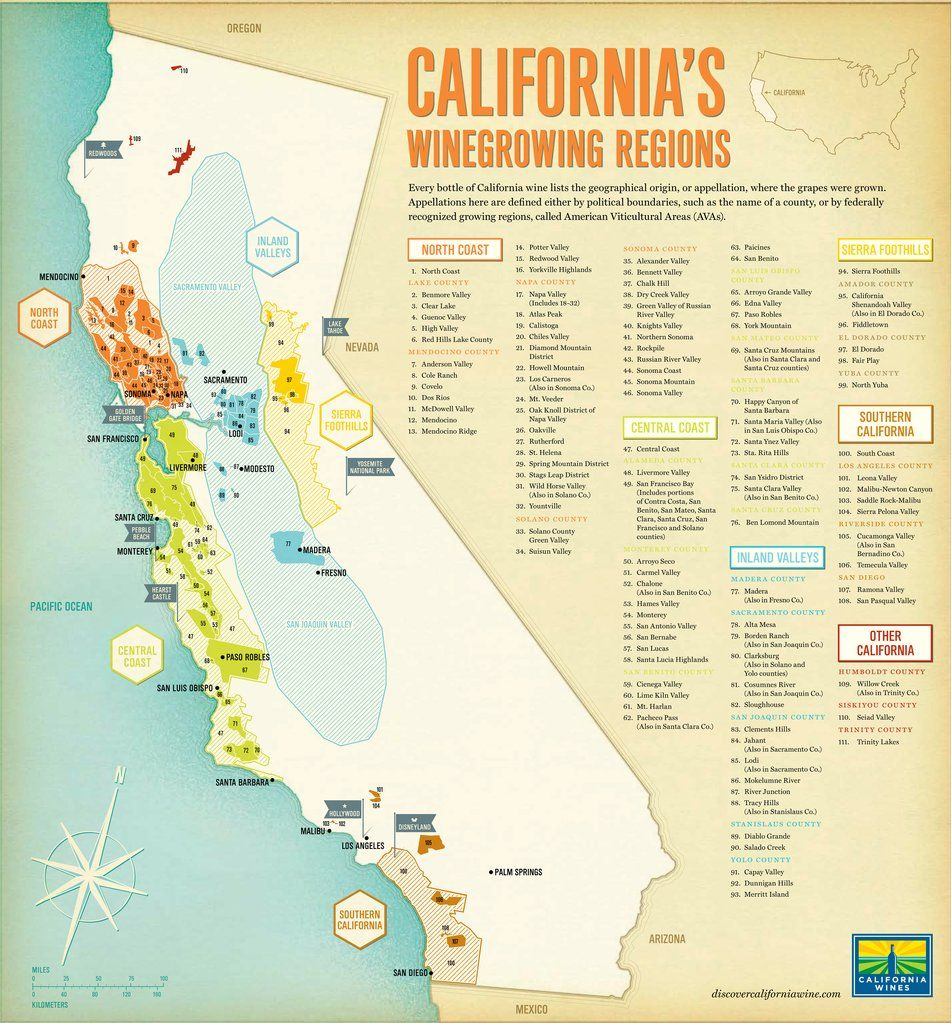 California Map Major Ava Dimensions 3500 X 3766 Add Gps