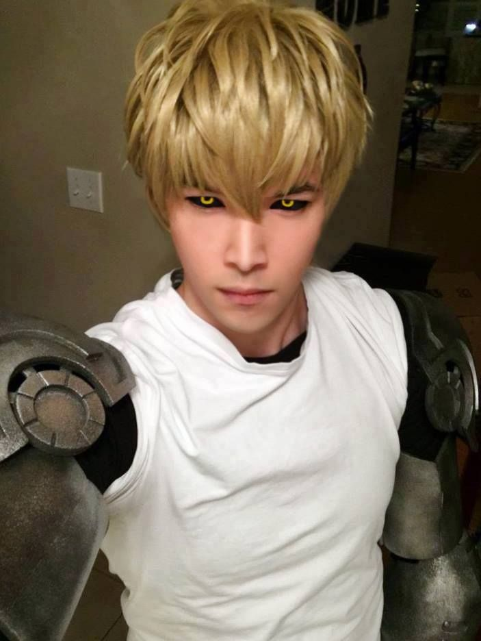 Genos - One Punch Man - Phil Mizuno cosplay | Genos ...