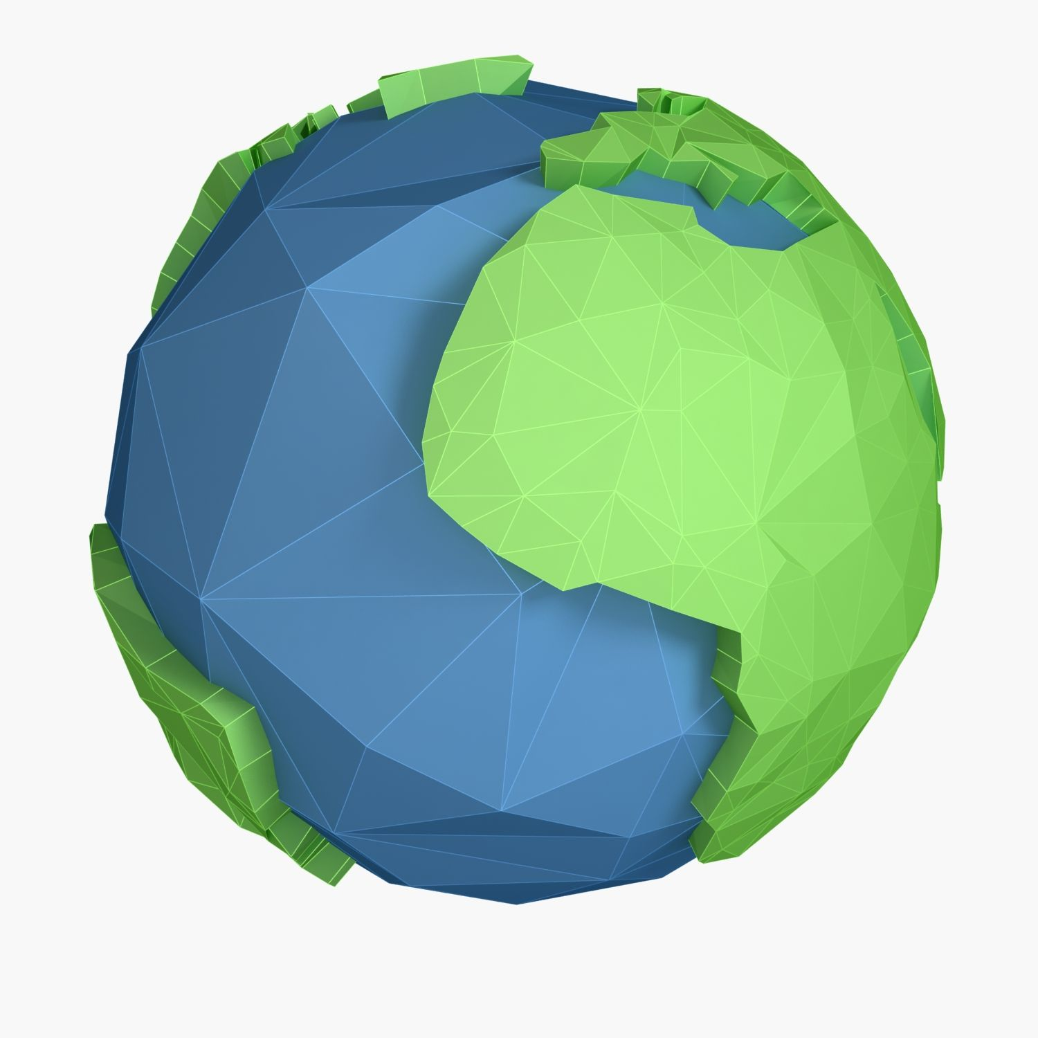 3d model earth cartoon world map globe sphere cartography 3d model earth cartoon world map globe sphere cartography gumiabroncs Gallery