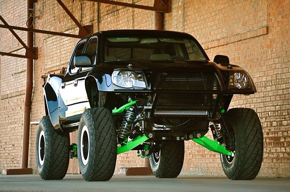 TOYOTA Tacoma PreRunner with some serious travel!!!   Trucks & Vans ...
