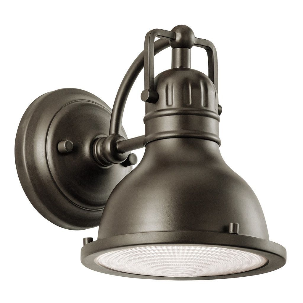 Kichler lighting hatteras bay collection light olde bronze outdoor
