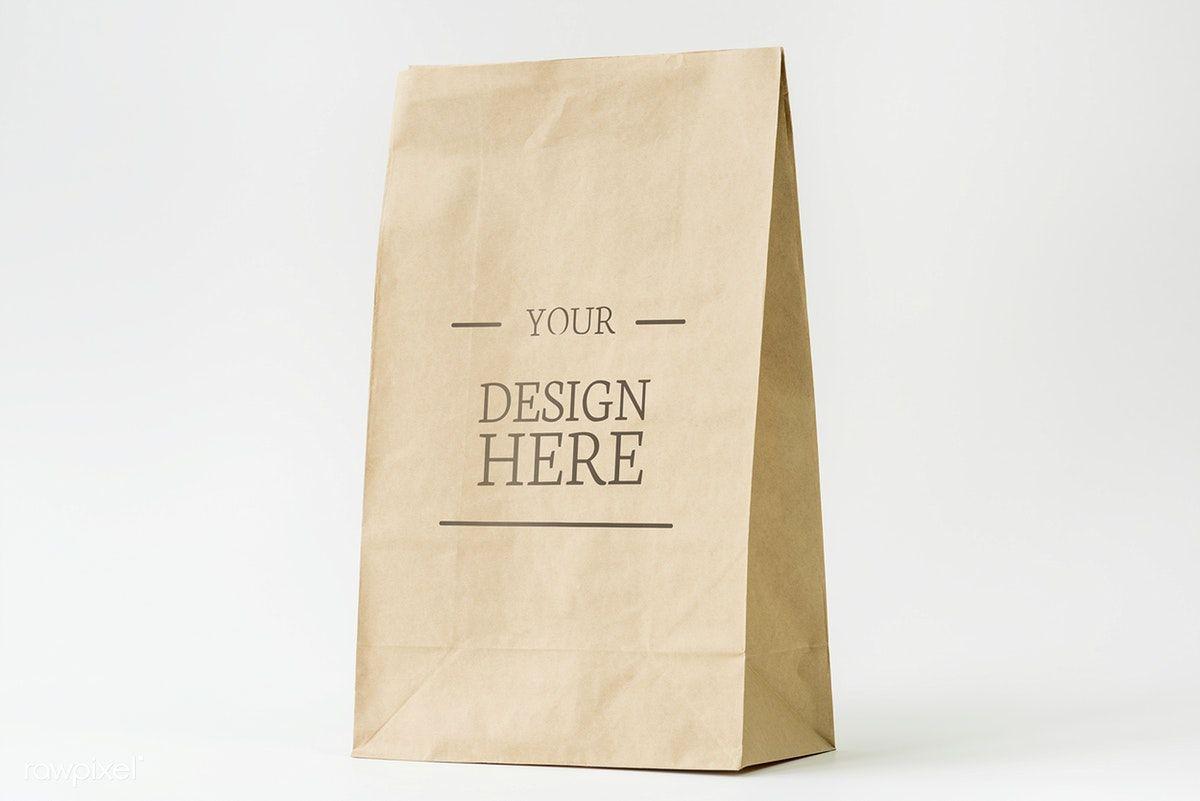 Download Download Premium Psd Of Paper Bag Mockup 296317 Bag Mockup Paper Bag Stationery Mockup