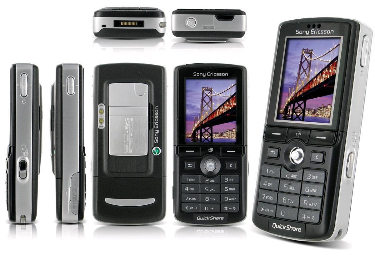 Sony Ericsson K750i Google Sok Memoar