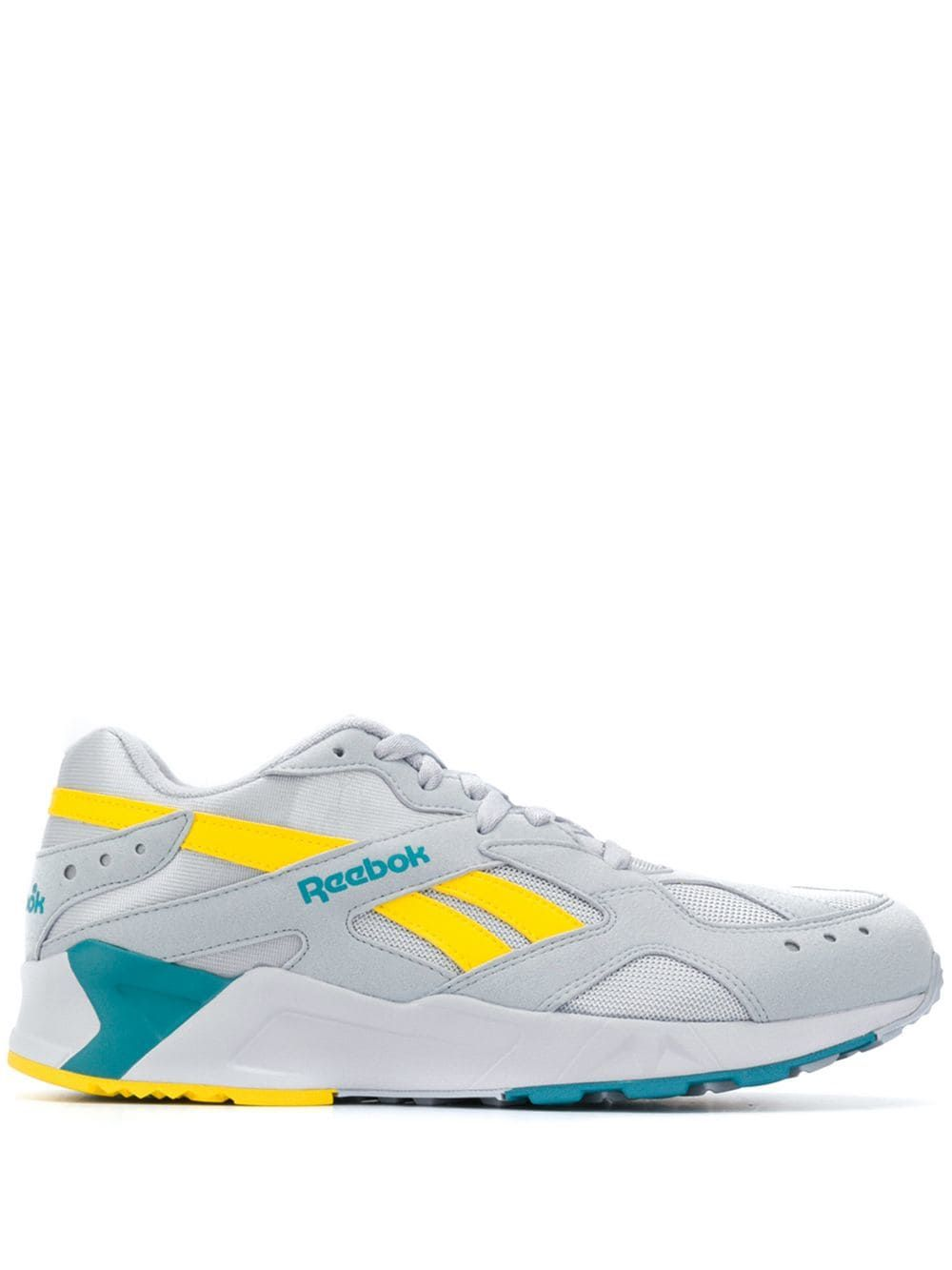 273c9b8ec30 REEBOK REEBOK AZTREK SNEAKERS - GREY. #reebok #shoes | Reebok in ...