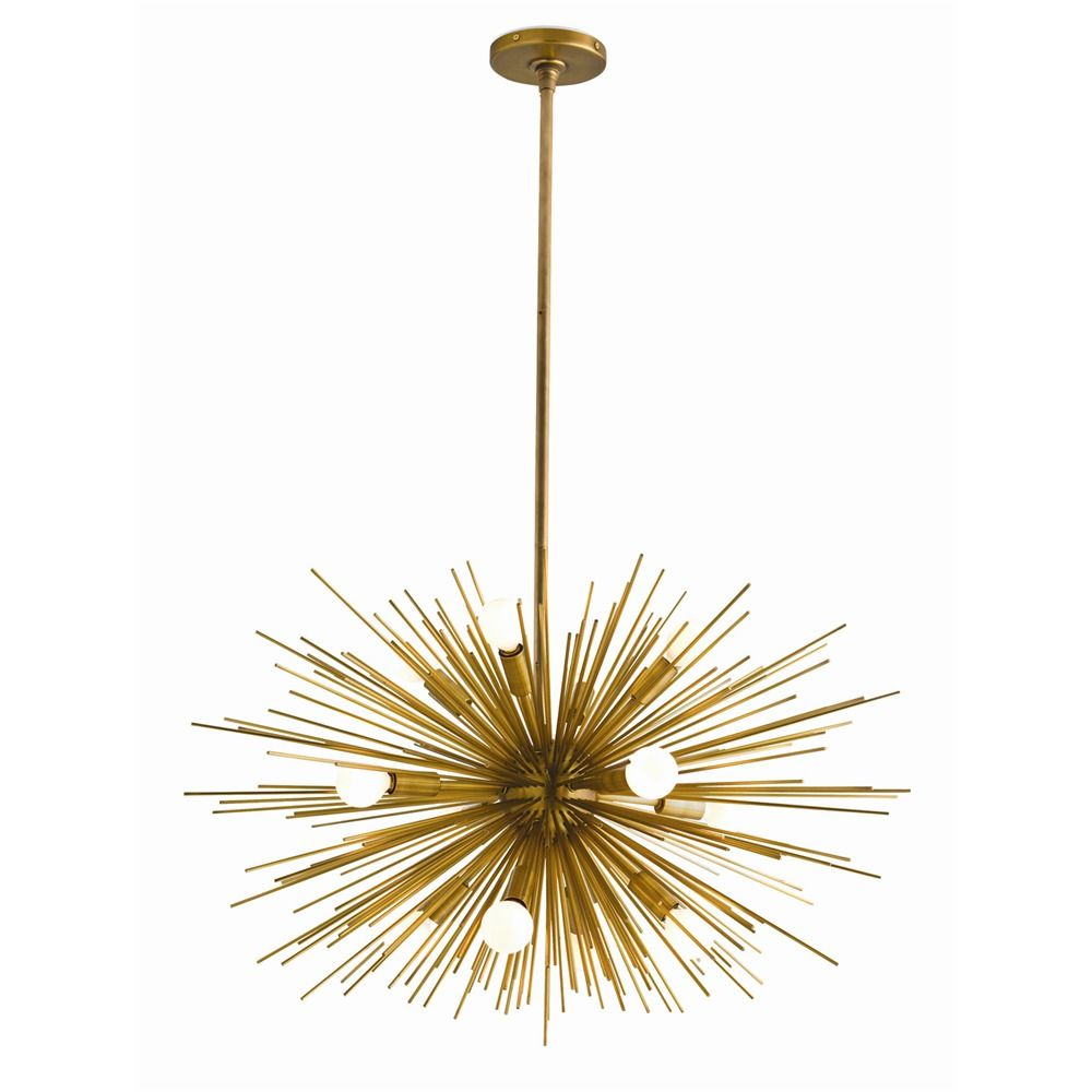 Arteriors Lighting Zanadoo Small Chandelier | Chandeliers, Lights ...