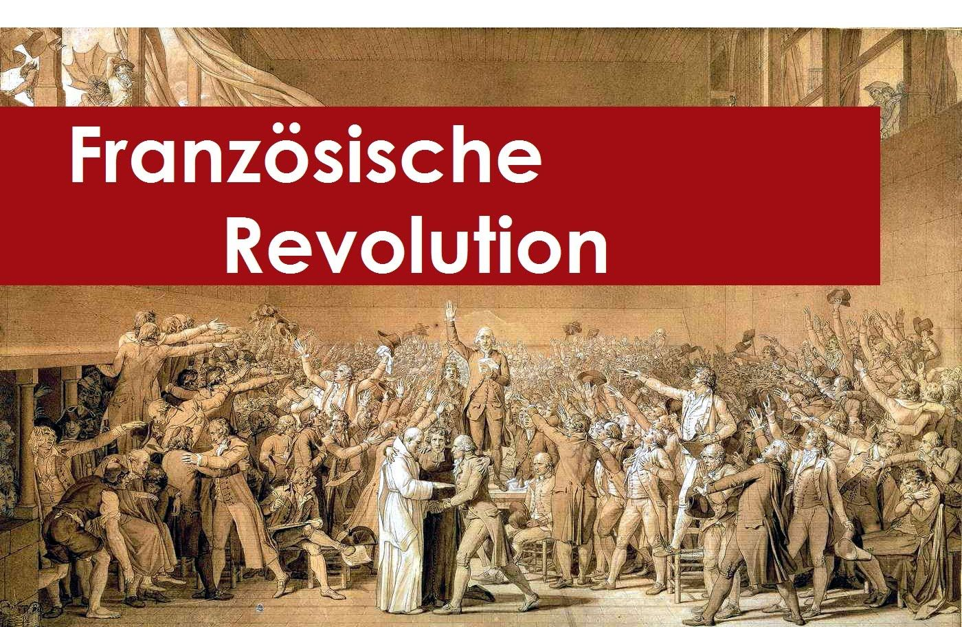 franzsische revolution zusammenfassung - Zusammenfassung Franz Sisch