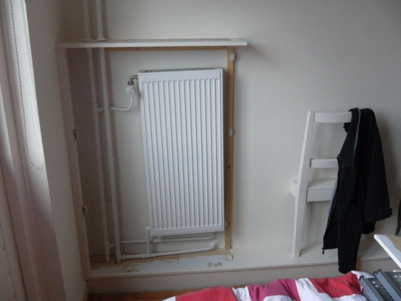 Bedroom Radiator Cover Ikea Hackers
