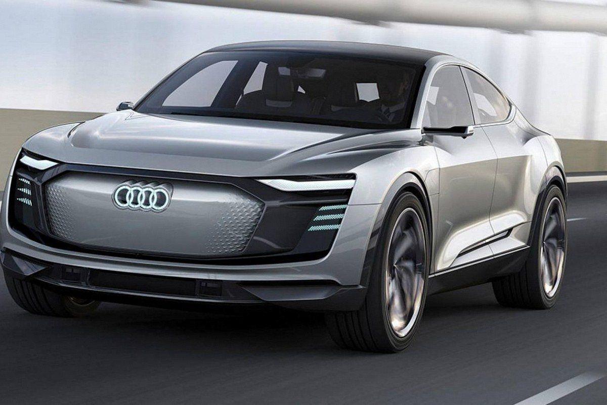 Audi E Tron Sportback In 2020 Audi E Tron Hybrid Car Concept Cars