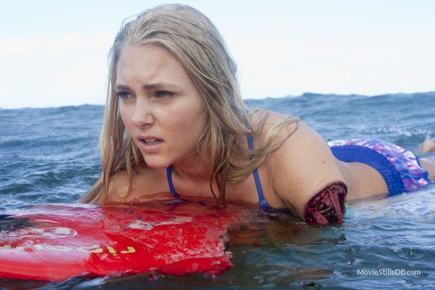 Actress In Soul Surfer: Anna Sophia Robb Plays Bethany Hamilton In The 'Soul