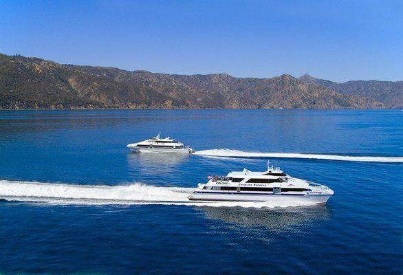 Catalina Express Boats
