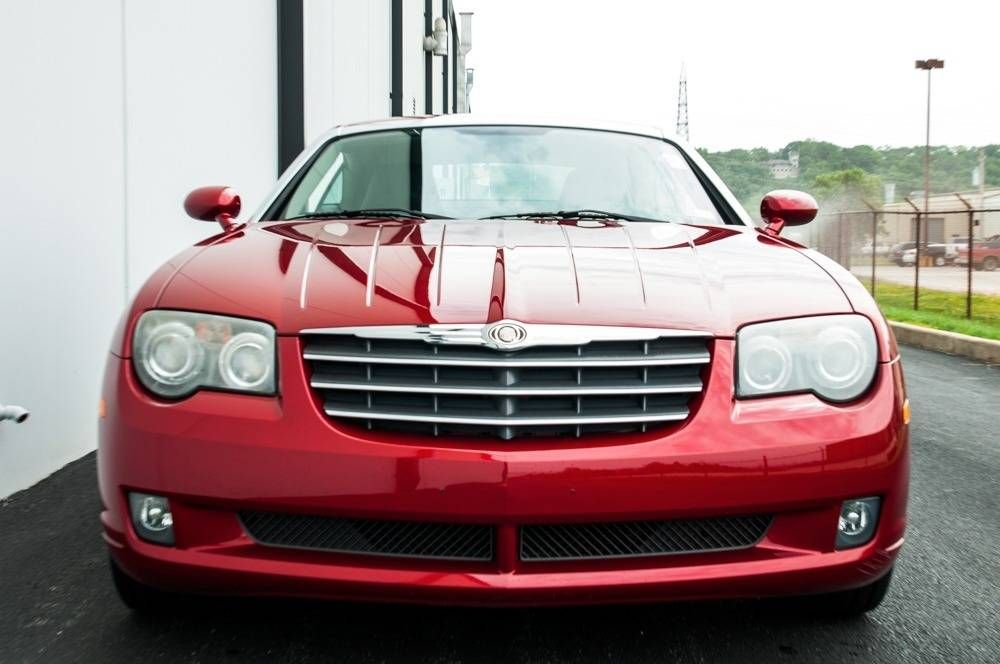 cars chrysler buick speed review crossfire top