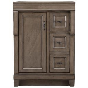 Home Decorators Collection Naples 24 in. W Bath Vanity Cabinet Only ...