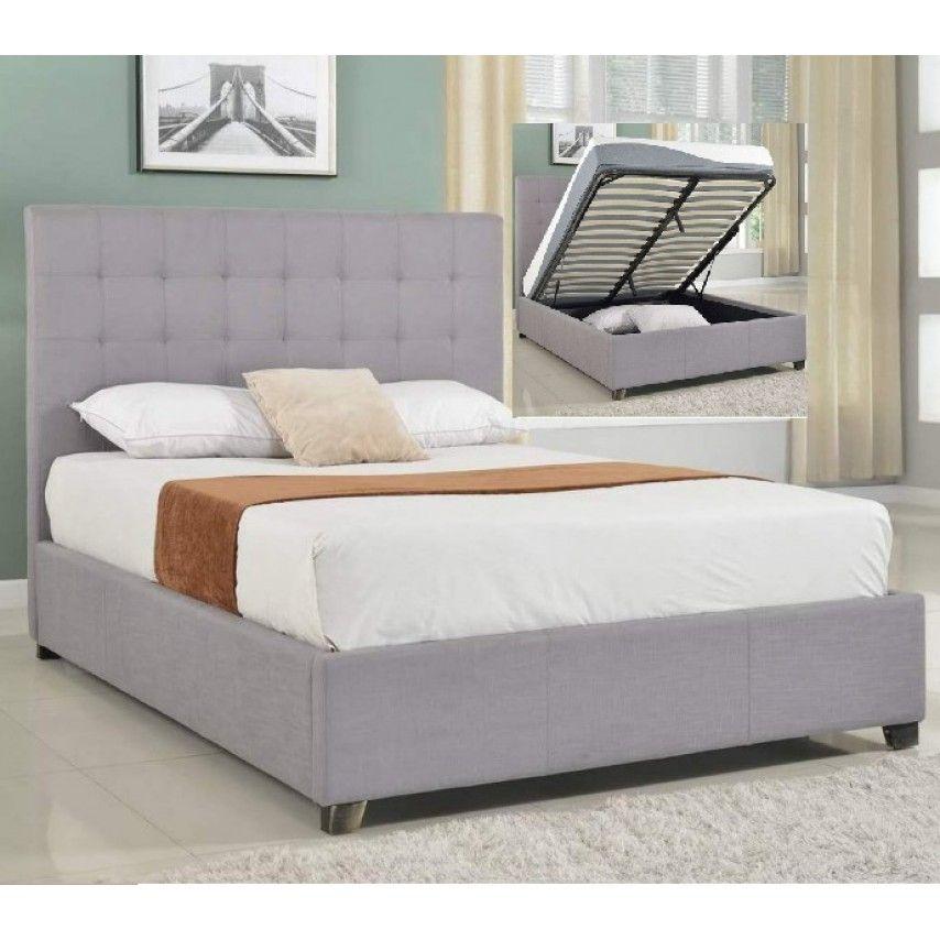 seymore storage hydraulic lift up bed bedroom. Black Bedroom Furniture Sets. Home Design Ideas
