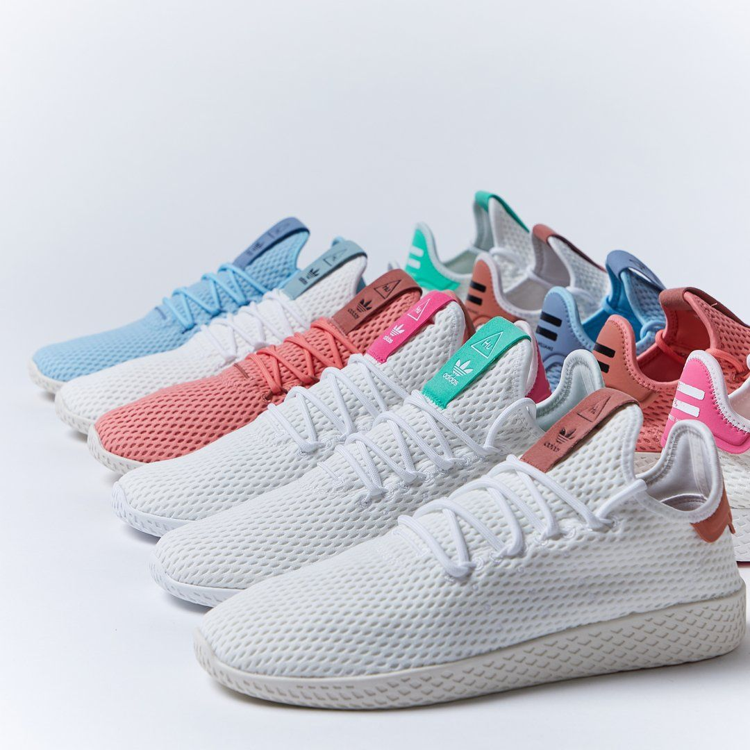 Release Date August August August 10 2018 adidas x Pharrell Williams Tennis Hu bf2139