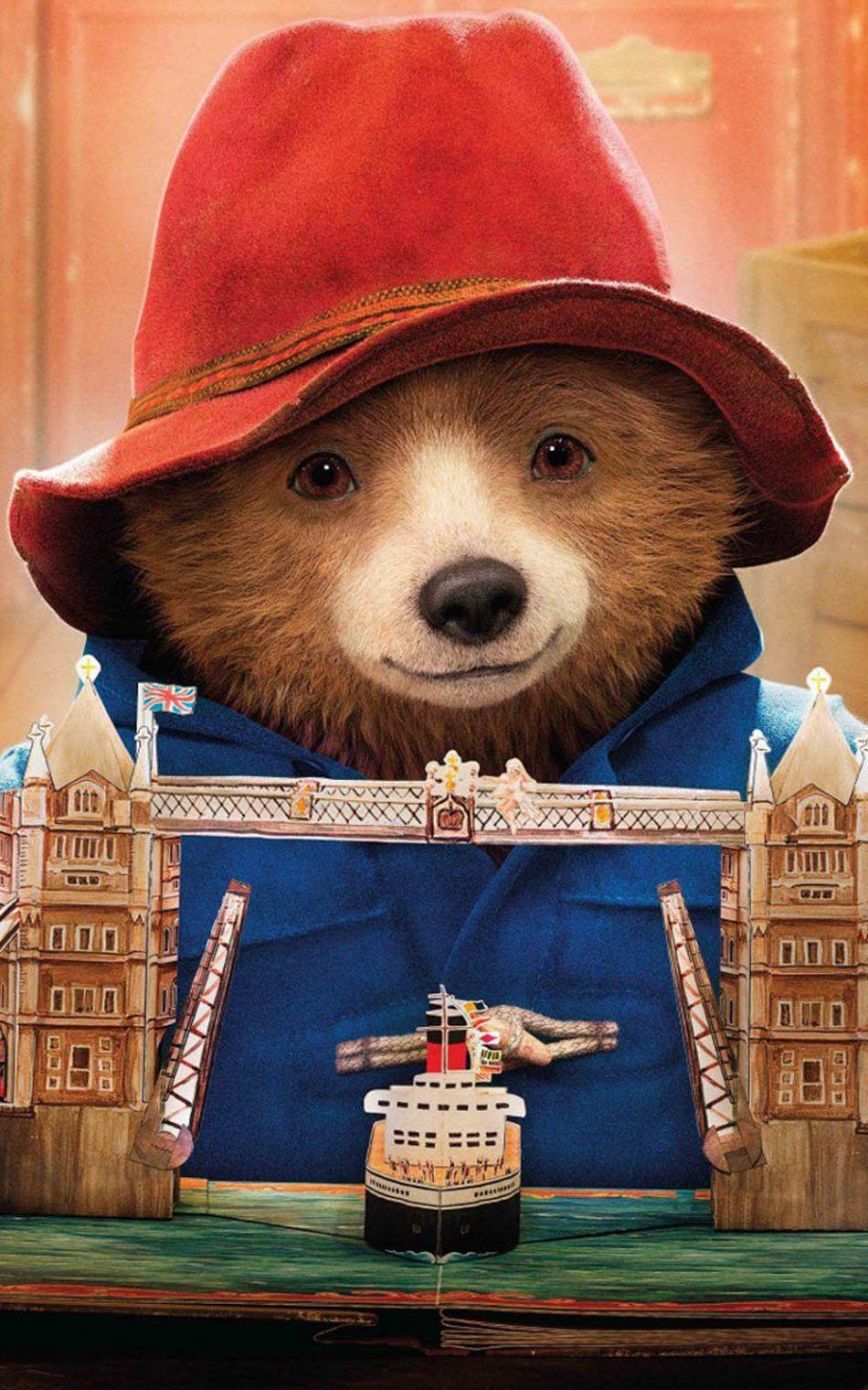 Paddington 2 動物 壁紙 熊