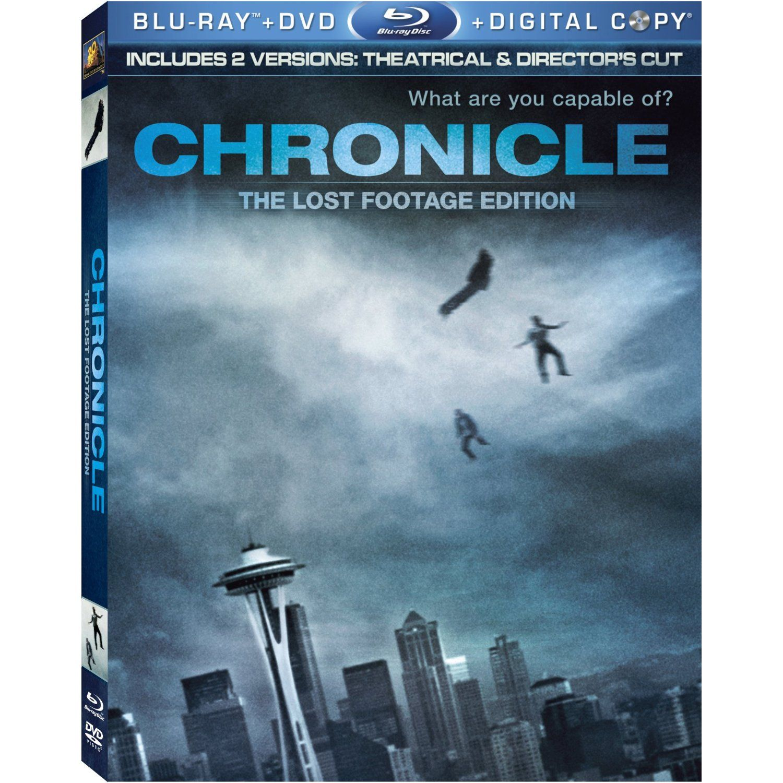 Chronicle dvd anthology film blu ray
