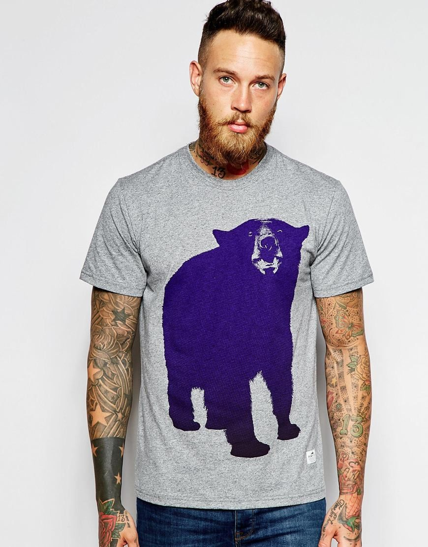 Image 1 of Penfield T-Shirt with Big Bear Print | Things ...