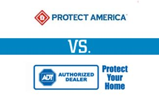 Adt Vs Protect America Asecurelife Com Protect America Adt Home Security Companies