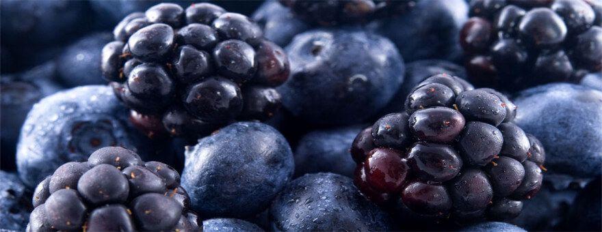 OS BENEFÍCIOS DOS VEGETAIS ROXOS E AZUIS - As cores de frutas ou legumes são muito mais do que uma qualidade estética, geralmente apontam para certos nutrientes disponíveis nestes... http://blogbr.diabetv.com/os-beneficios-dos-vegetais-roxos-e-azuis/