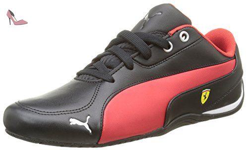 Puma St Trainer Pro, Baskets Basses Mixte Adulte, Noir Black Silver 03, 44 EU