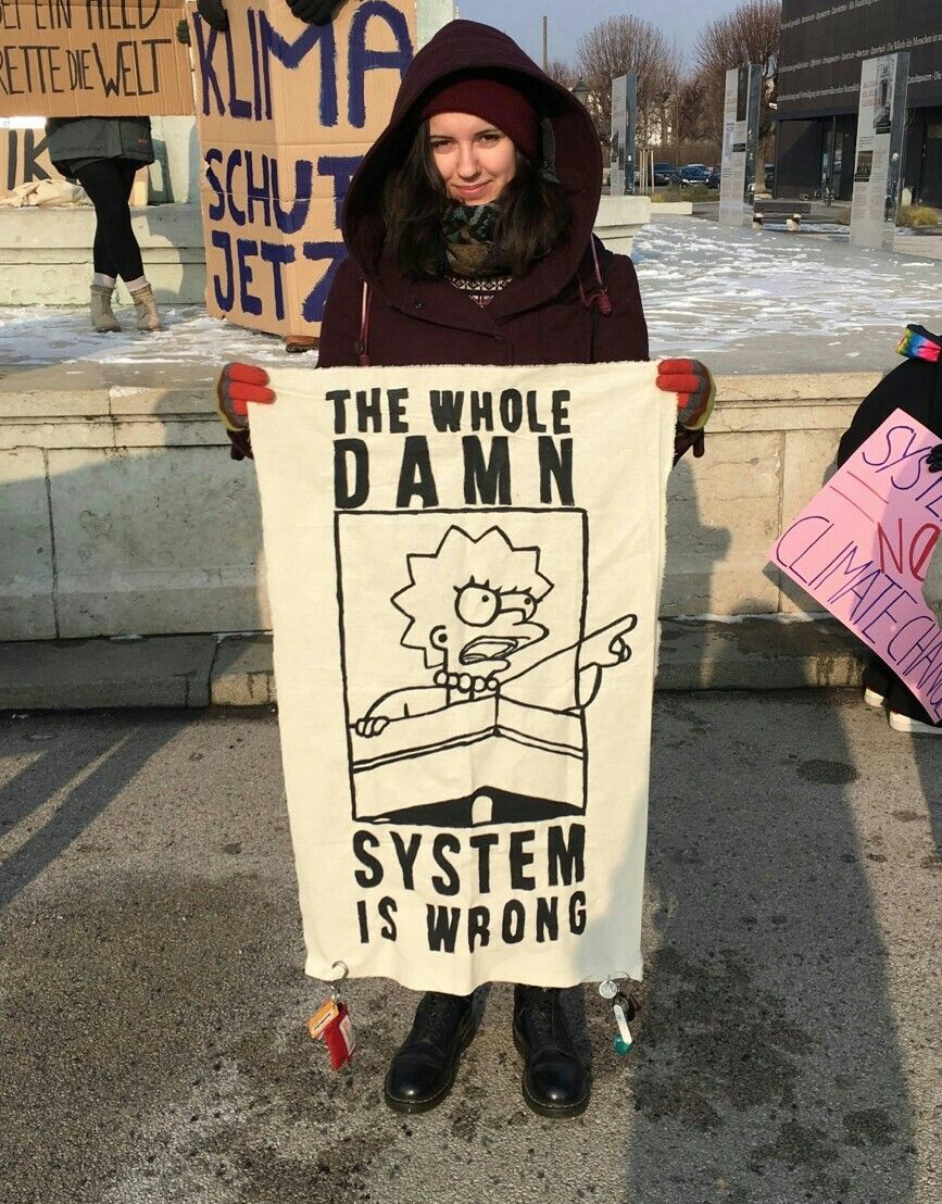 Photo of Climate Strike