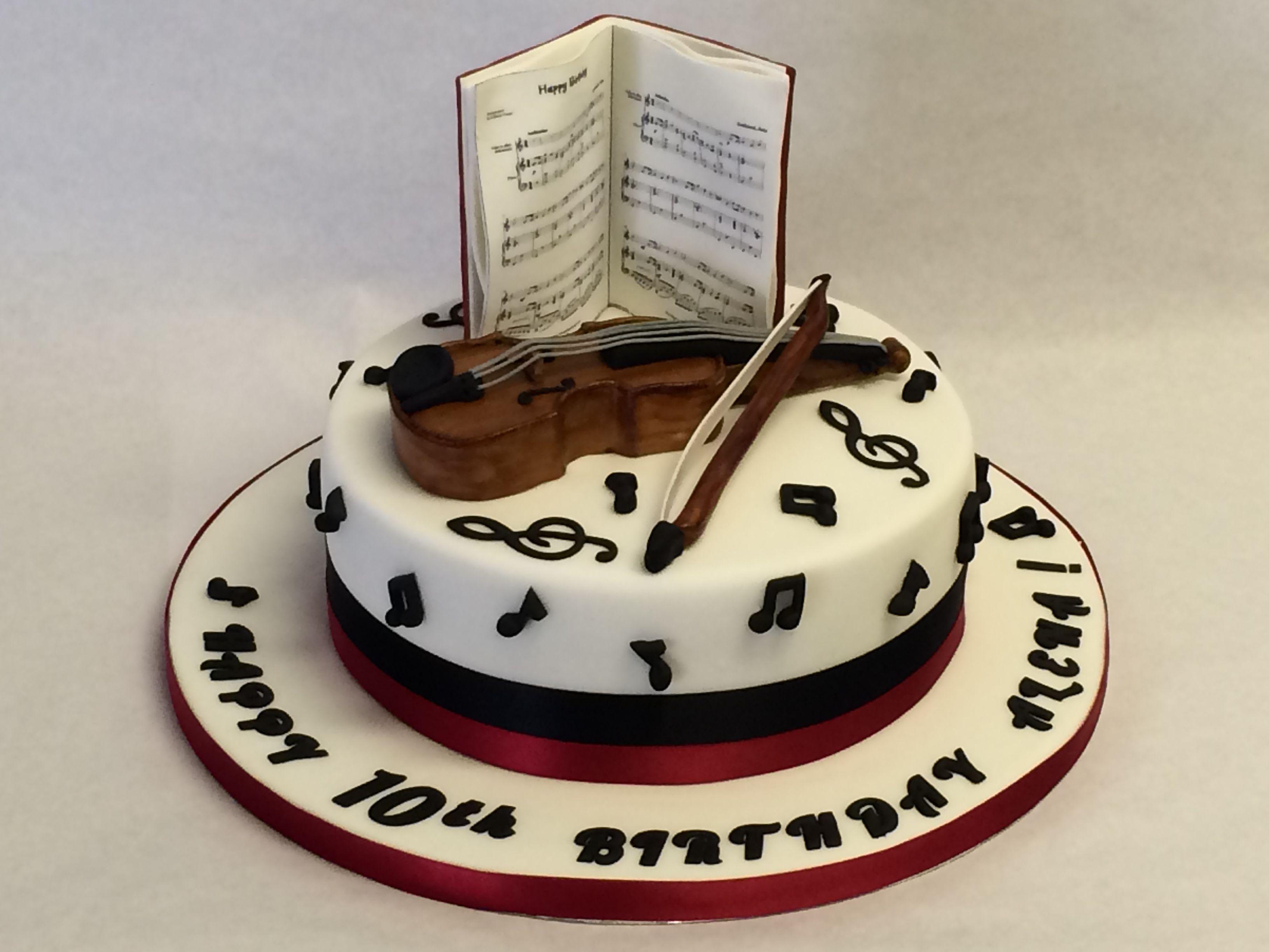 Открытка с днем рождения тема музыка, обучением