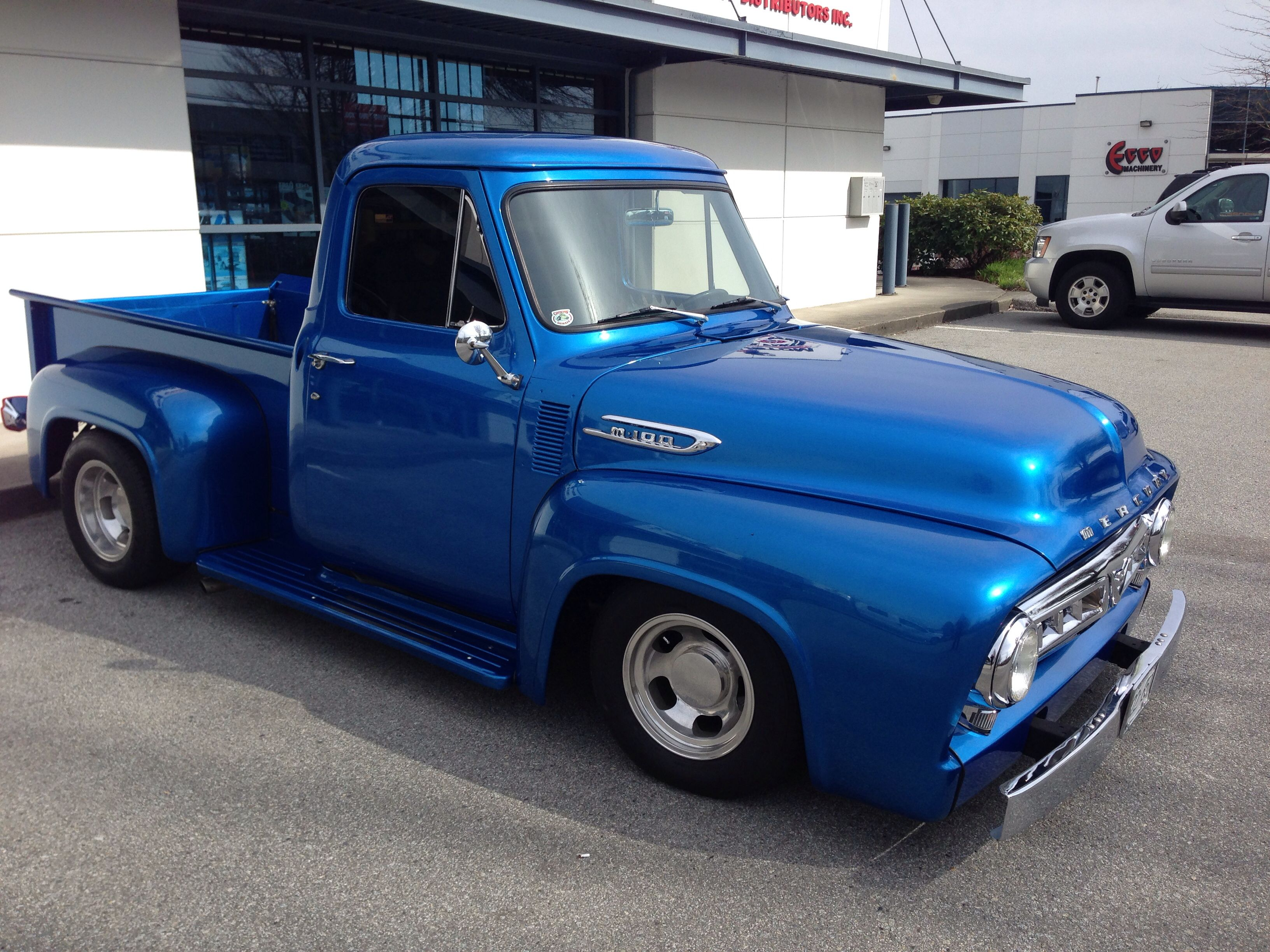 Great looking Mercury was at the Custom Truck Parts Store in Surrey Custom  Truck Parts,
