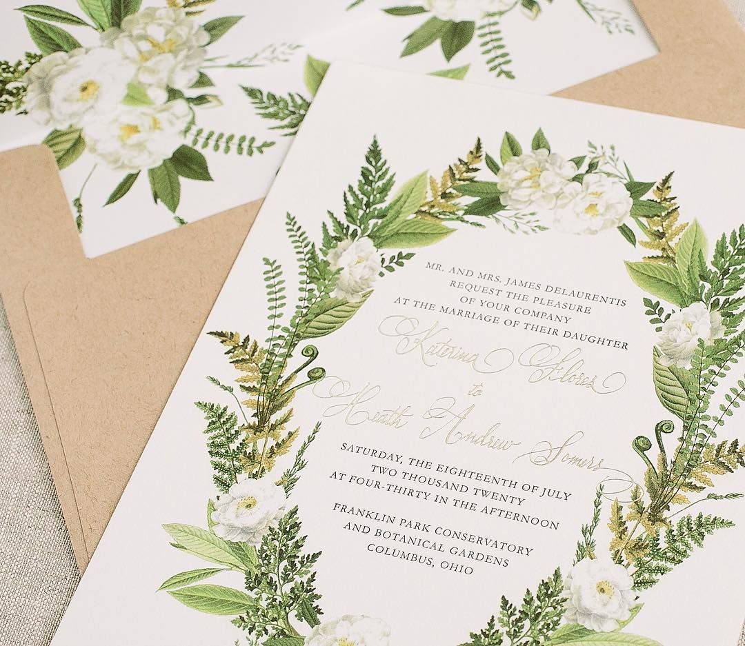 View Our Collection Of  Custom Invitation Designs Online Or At
