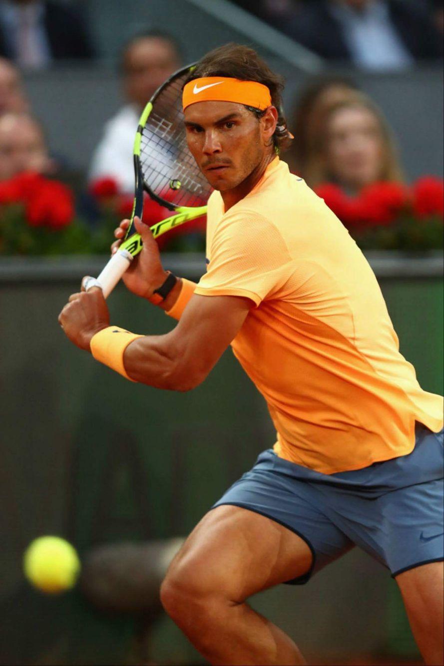 RAFA - Rafael Nadal (With images)   Nadal tennis, Rafael nadal