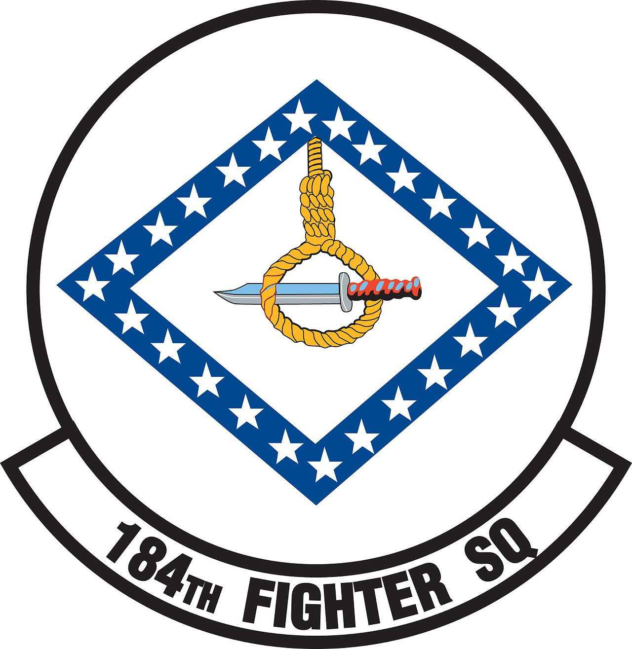 184th Attack Squadron Wikipedia Air force patches