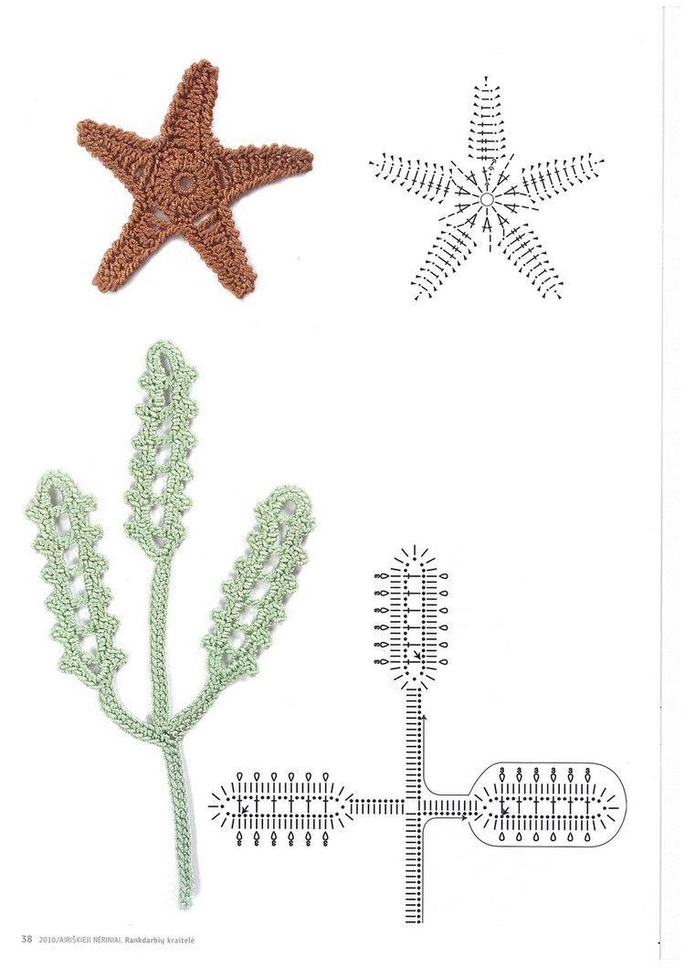 Patrones de Crochet | CROCHET TODO MARINO | Pinterest | Patrones de ...