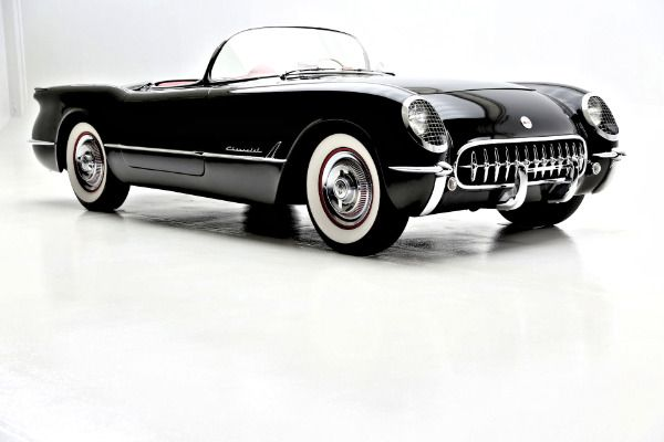 1954 Chevrolet Corvette Roadster, Frame off for sale at ...