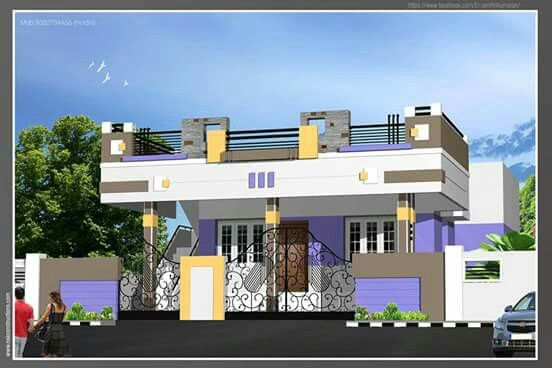 Front elevation designs house building wall design modern also pin by sakthivel on houses pinterest rh in