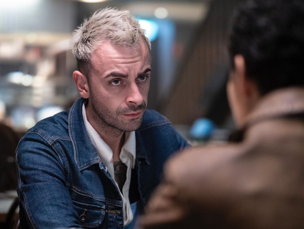 Preacher (2016) Preacher, Joseph gilgun, Dream guy