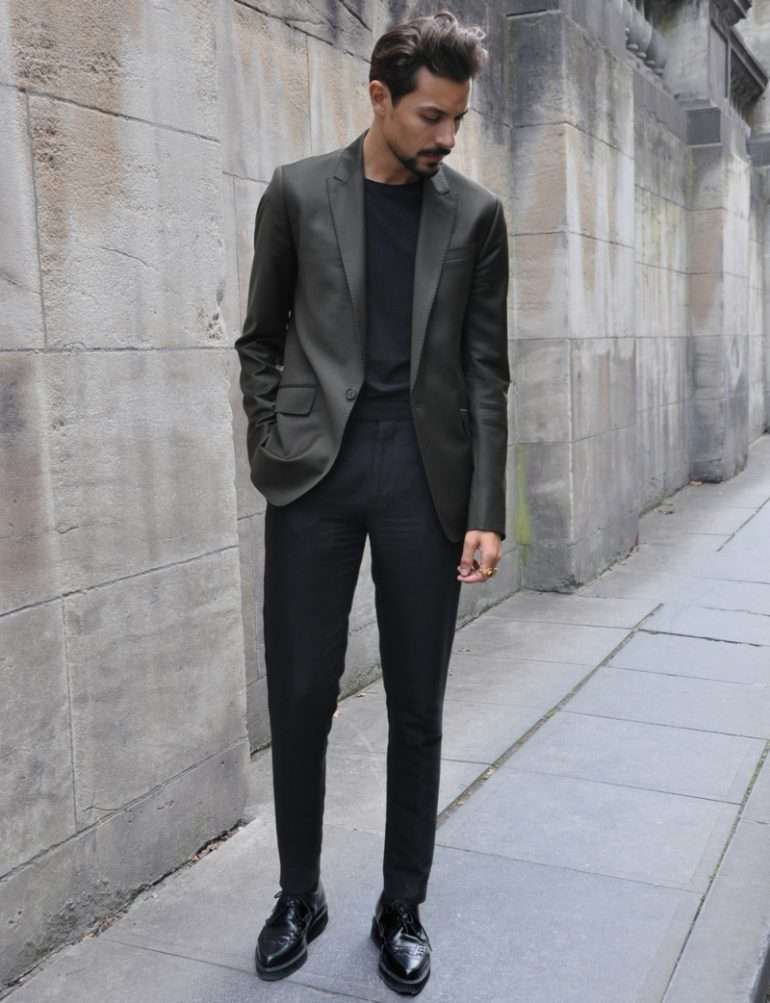 2b4284b78b82a How to Pull Off the Blazer with T-shirt Look | Panel Outfits for ...