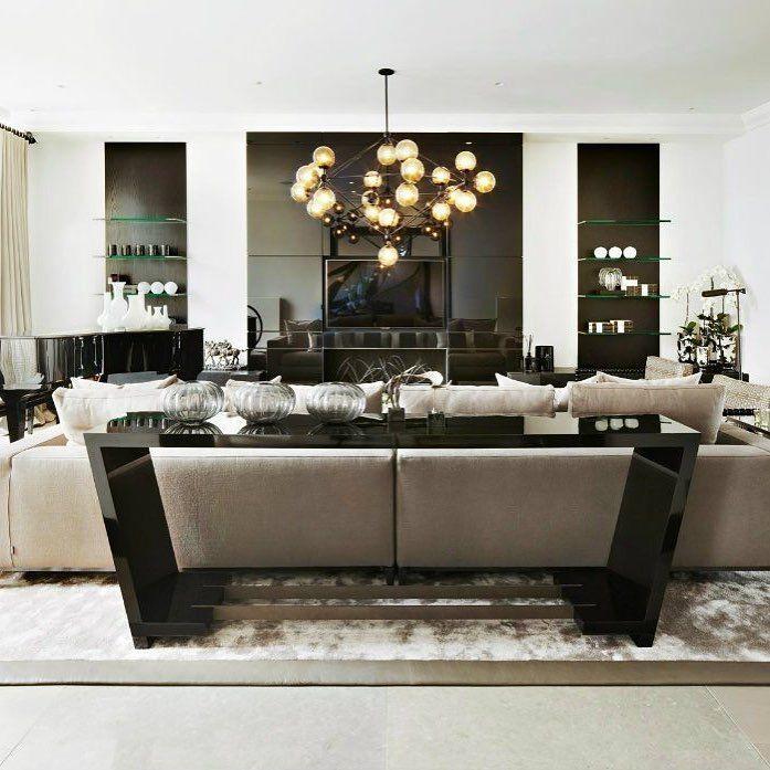 Kelly Hoppen Wohnzimmer Ideen