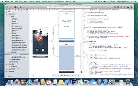 Xcode Xcode is Apple's powerful integrated development environment