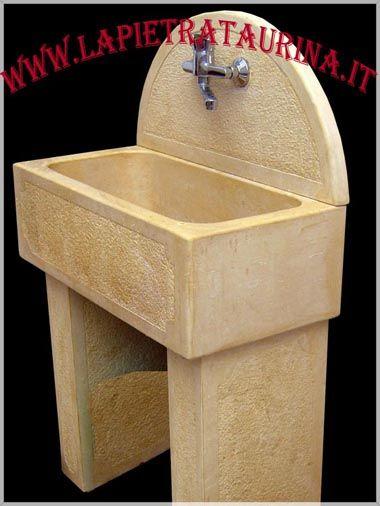 Lavelli in pietra lavelli da incasso lavabo per esterno