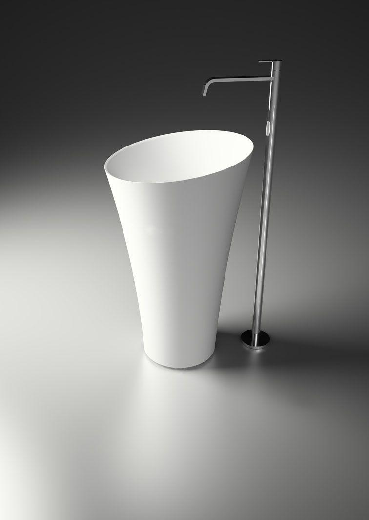 antoniolupi tuba - design carlo colombo lavabo frrestanding ... - Arredo Bagno Savigliano