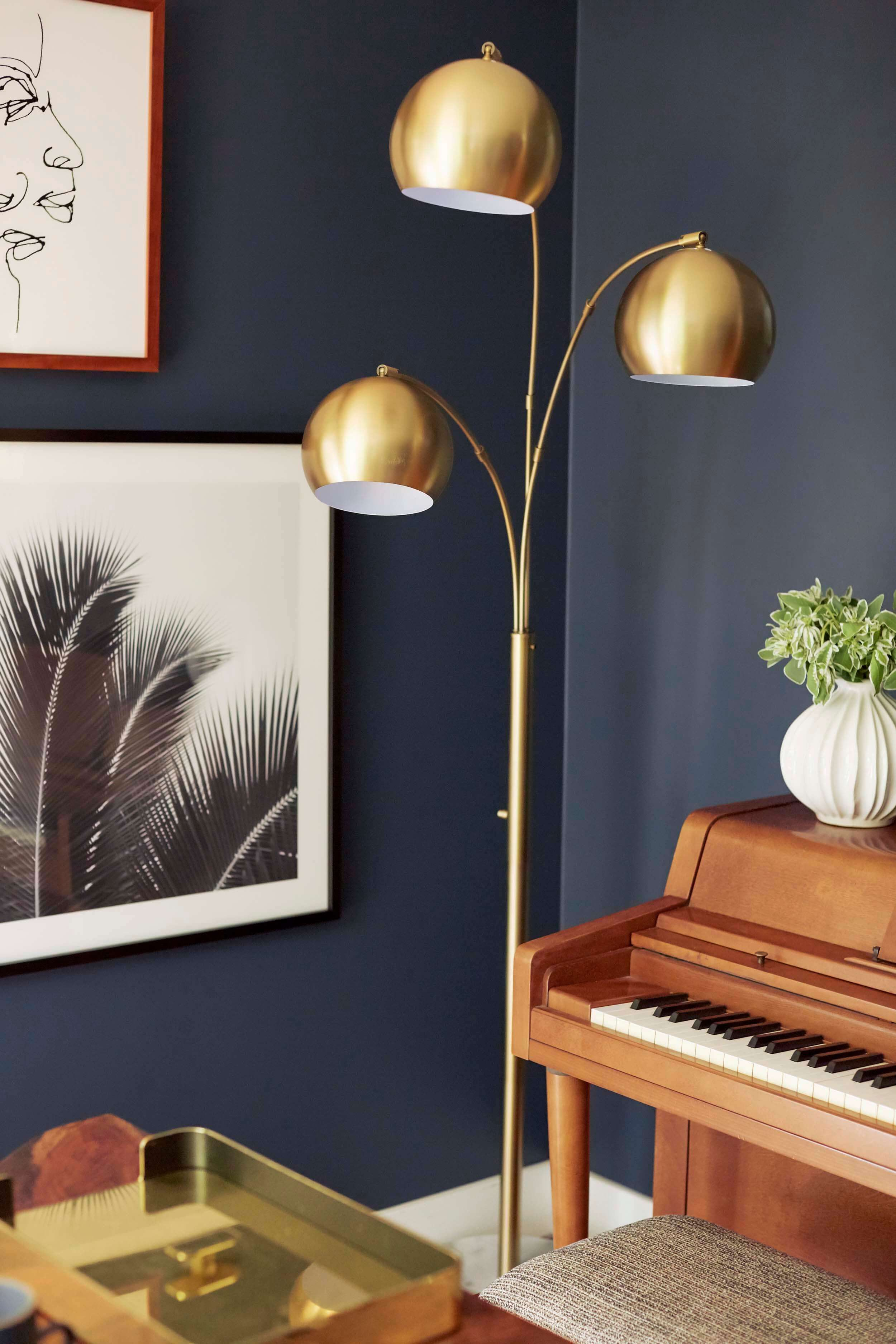 Cozy Corner Piano Ginny Macdonald Favorite Spaces