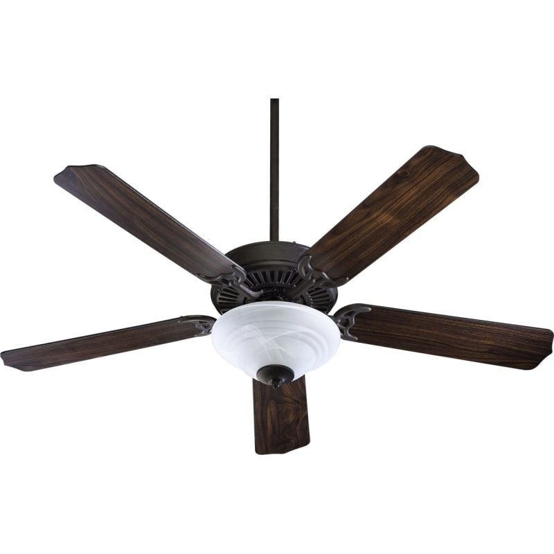 Quorum International 77525 9544 Ceiling Fan Traditional Ceiling