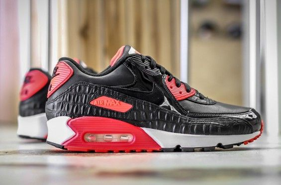 nike air max 90 hyperfuse infrared ebay