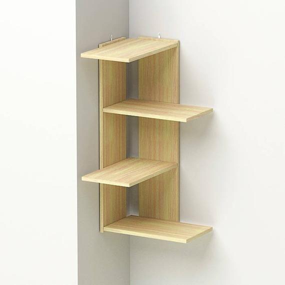 Estantes de aceite esenciales, estantes flotantes, estante colgante, estantes de pared, estantes de madera, estantes de madera, estantes de la granja, estantes rústicos, estante de la esquina